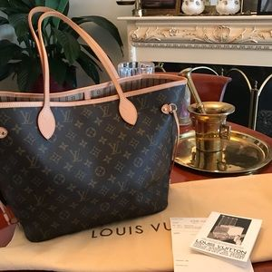 🌟SOLD🌟LOUIS VUITTON NEVERFULL MM MONOGRAM